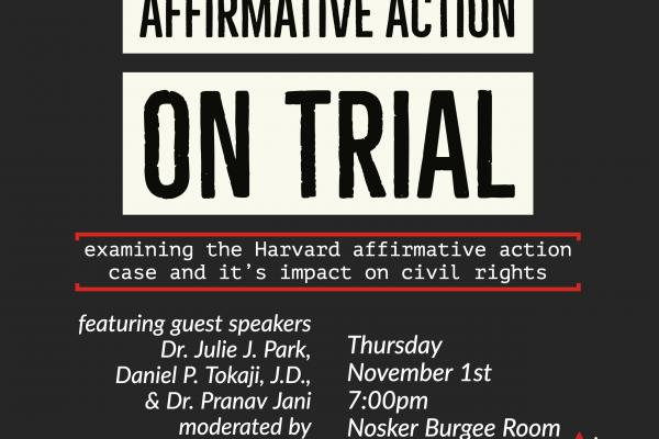Affirmative Action on Trial